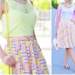 NWT J. Crew Cotton Patio Skirt